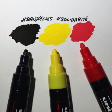 #Bruxelles #Solidarité
